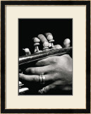 Trumpet Player Prints by Jean-Marc Lubrano