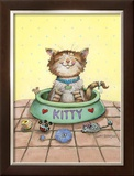Got Food Framed Giclee Print by Gary Patterson