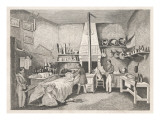 Duc D'Orleans Dies Giclee Print