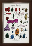Happy Bug Day, c.1954 Poster by Andy Warhol