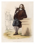 Claude Perrault Physician and Architect, a Founder of the Academie des Sciences (1666), Giclee Print