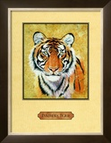 Tiger Prints by Nancy Azneer