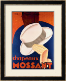 Mossant Framed Giclee Print by  Olsky