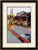 Market, Venice Beach, California Framed Giclee Print by Steve Ash