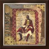Chief, Guinea Art by Gwenaëlle Trolez