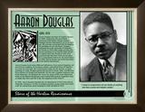 Aaron Douglas Print by Aaron Douglas