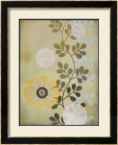 Citrus Blossom Prints by Sally Bennett Baxley