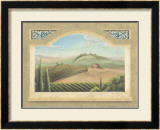 Vineyard Window III Prints by Joelle McIntyre