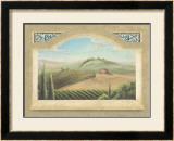 Vineyard Window III Prints by Joelle McIntyre
