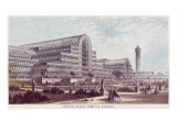 Crystal Palace Gen View Giclee Print
