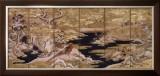 Japanese Screen II Art
