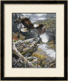 Rocky Mountain High (detail) Art by Jan Martin McGuire
