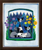 Tea Time Posters by Rosina Wachtmeister