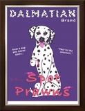 Dalmatian Spot Prawns Limited Edition Framed Print by Ken Bailey