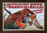 Ringling Bros and Barnum & Bailey Posters