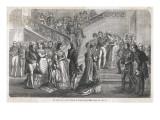 Duc D'Orleans' Ball Giclee Print