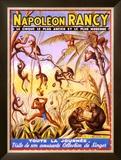 Napoleon Rancy Framed Giclee Print by  Ello