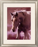 Mi Amore Framed Giclee Print by Dominique Cognee