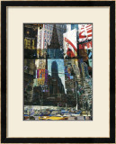 New York City Prints by Cédric Bouteiller