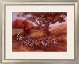 Fresh Scent Framed Giclee Print by Susan Sponenberg