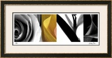 Fusion IV Limited Edition Framed Print by Anthony Tahlier