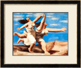 Women Running on the Beach, c.1922 Prints by Pablo Picasso