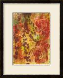 Tangerine Memory Prints by Sara Abbott