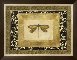 Dragon Fly I Poster by Alan Hayes