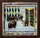 Matisse's Chapel Prints by Faith Ringgold