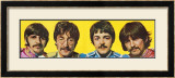 The Beatles, Sergeant Pepper&#39;s Lonely Heart Club Band Print