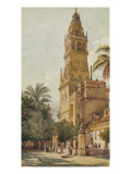 Cordoba: the Mosque Giclee Print