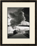 Gare Saint-Lazare, Paris II Poster by Edouard Boubat