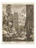 Beer Street Political Print Giclee Print