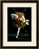 Mirafiore, Greve Chianti Framed Giclee Print by Leonetto Cappiello