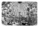 Design for a Winter Garden at Alexandra Palace, 1859 Giclee Print
