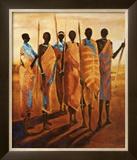 Les Gardiens de la Terre Posters by Jaques Beaumont