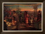 Summer's Evening, 1925 Prints by Tim Ashkar