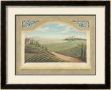 Vineyard Window I Posters by Joelle McIntyre