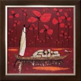 Crimson Sky Posters by Michel Rauscher