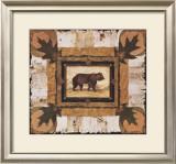 Bear Posters by Pamela Gladding