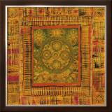 Mandala I Print by Frédérick Candon
