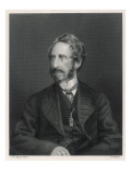 Edward Bulwer Lytton - Writer, Dramatist and Politician, Giclee Print