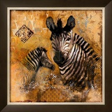 Wild Kingdom IV Prints by  Georgie