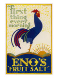 Eno's Cockerel Giclee Print