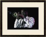 Trompeta II Prints by Ruben Alvarez