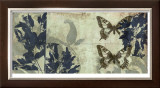 Butterfly Reverie I Limited Edition Framed Print by Jennifer Goldberger