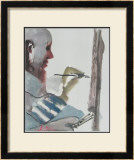 The Painter at Work Prints by Pablo Picasso