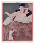 Couple Embrace 1927 Giclee Print