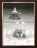 Horsing Around Poster by Thomas Barbey