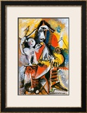 Musketeer and Cupid, c.1969 Poster by Pablo Picasso